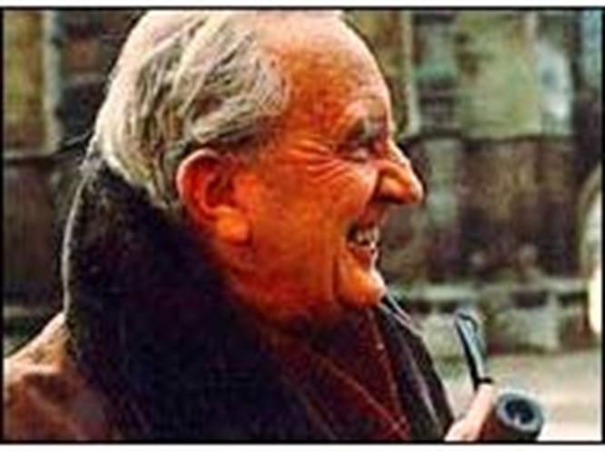 Tolkien'in evi tarihi bina kapsamında